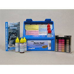 Starter kit high,Chlorine, Bromine & pH