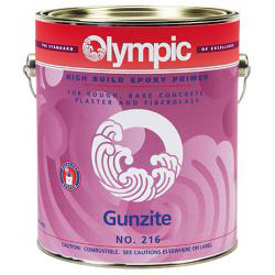 Olympic Gunzite Primer By Kelley Technical Coating